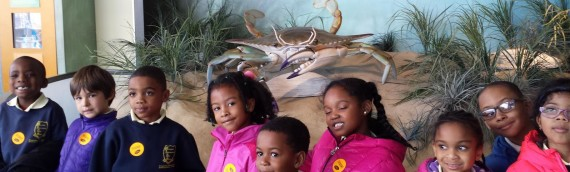 Young scientists visit the Maryland Science Center